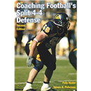Coaching Football's Split 4-4 Defense 2nd edition